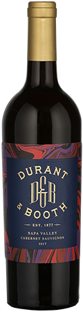 Durant & Booth Napa Valley Cabernet Sauvignon bottle