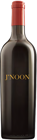 J'NOON Red bottle