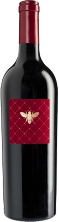 Salon Prive Napa Valley Red Wine bottle