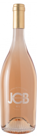 N°5 Côtes de Provence bottle